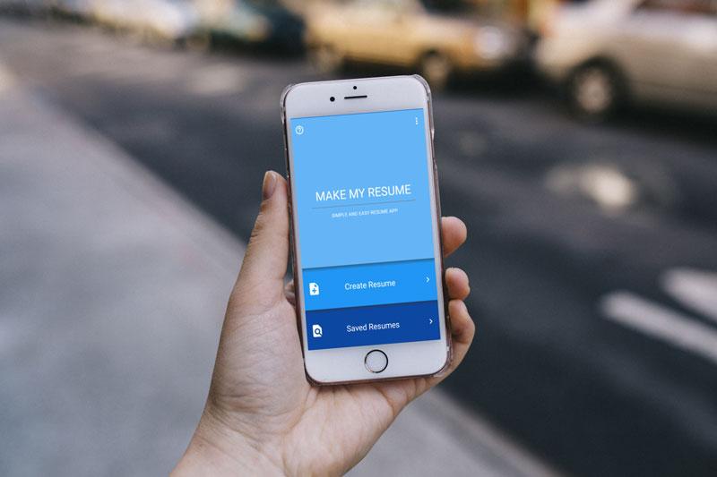 IMG: iPhone7 App Promotion Mockup