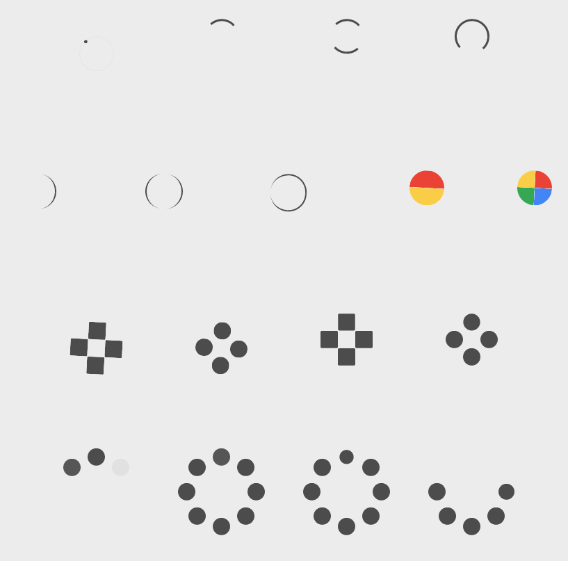 IMG: Loading Spinners in CSS