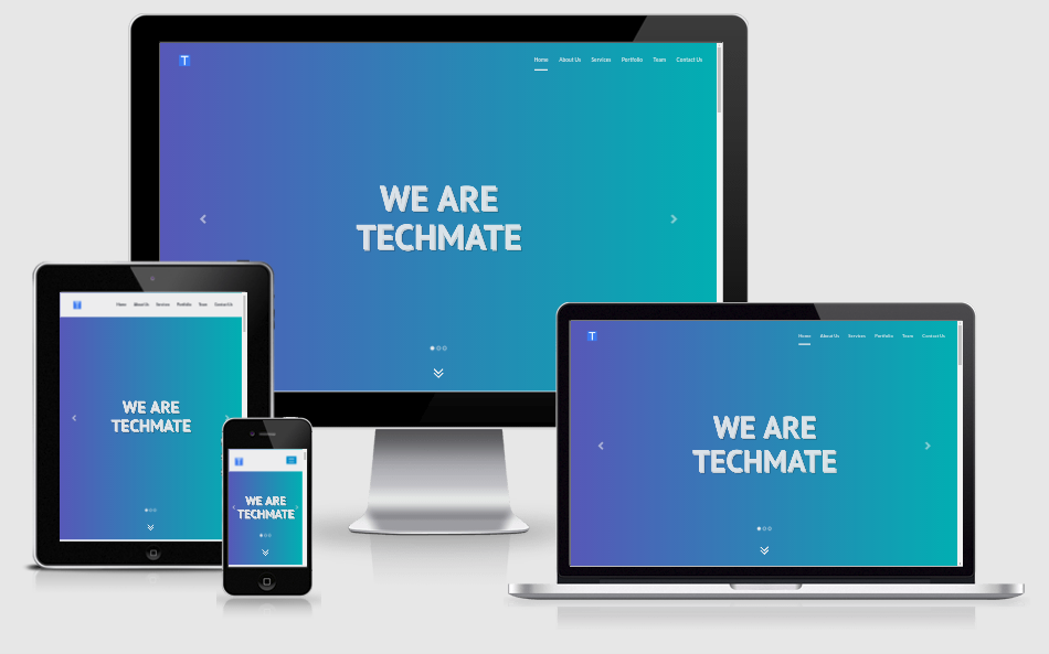 IMG: Digital Agency HTML5 Free HTML Template