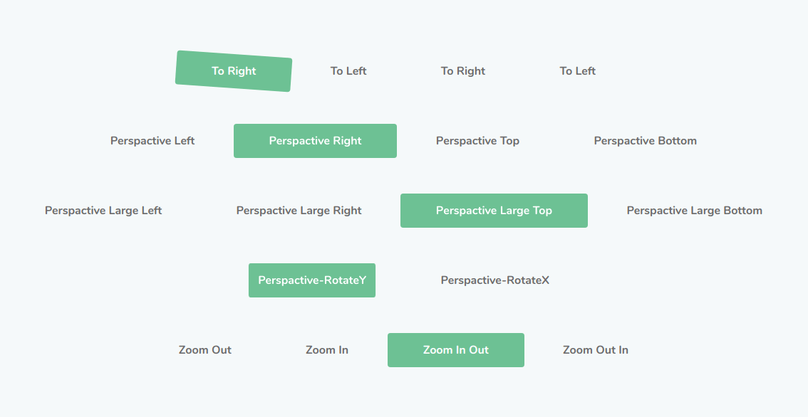IMG: Active and focus animations in css