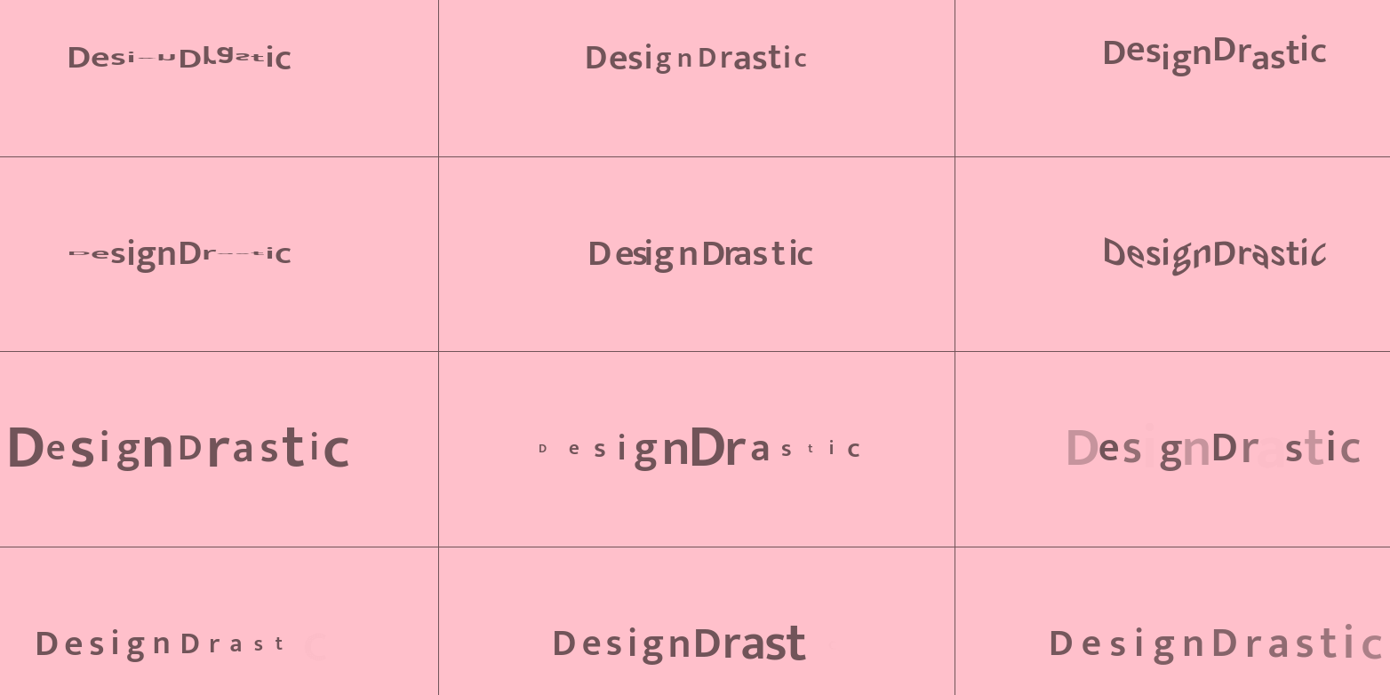 IMG: Text Hover Animation CSS