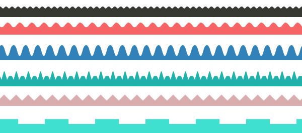 IMG: Custom Border Style CSS